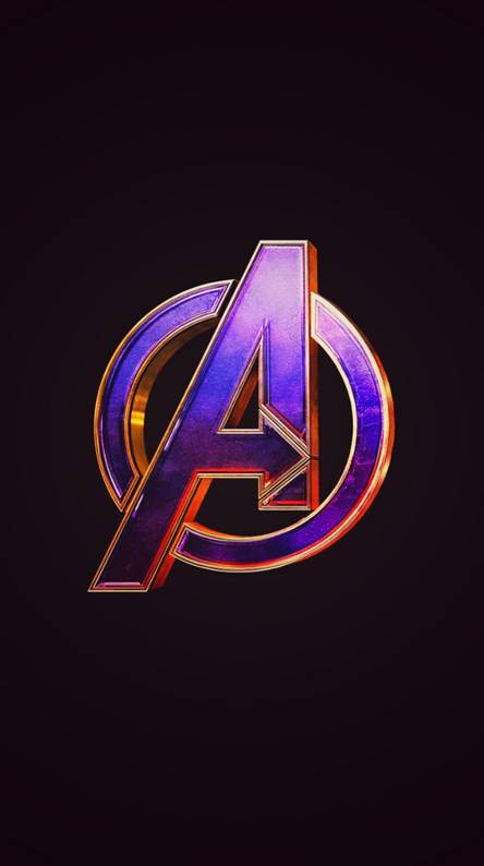 Avengers logo Wallpapers - Free by ZEDGE™
