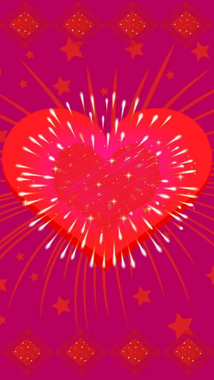 Fireworks of Love