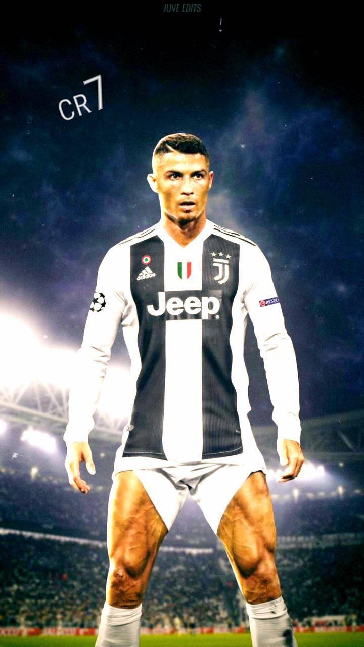 Cristiano Ronaldo CR