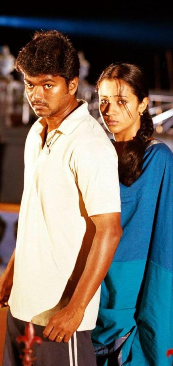 Vijay thrisha