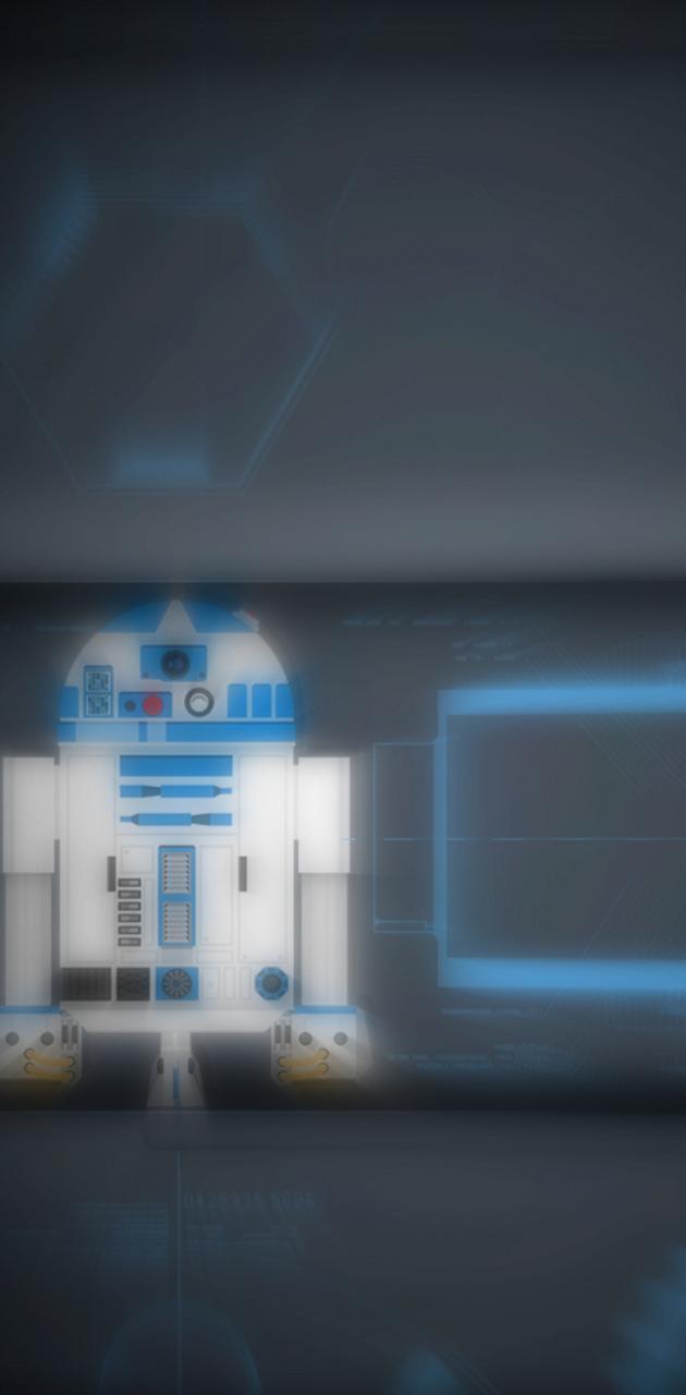 R2D2 Lockscreen
