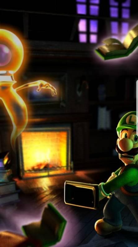 Luigi v Poltergeist