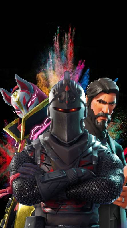 Black Knight Fortnite Wallpaper Iphone Download Wallpaper Game Hd
