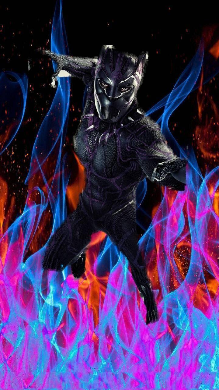 Panther glitter