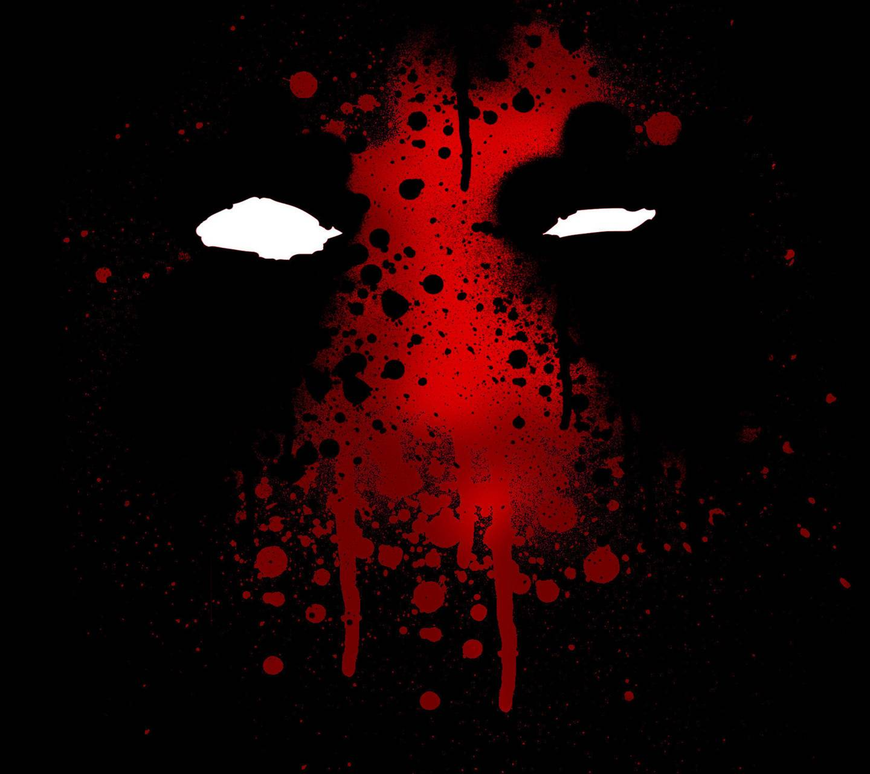 Deadpool paint