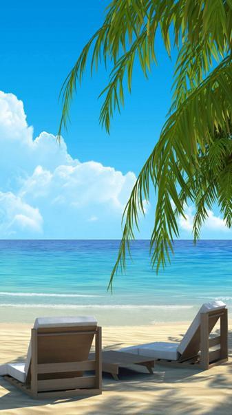 Hd Tropical Island