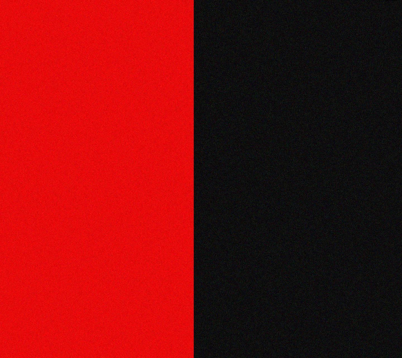red black metallic