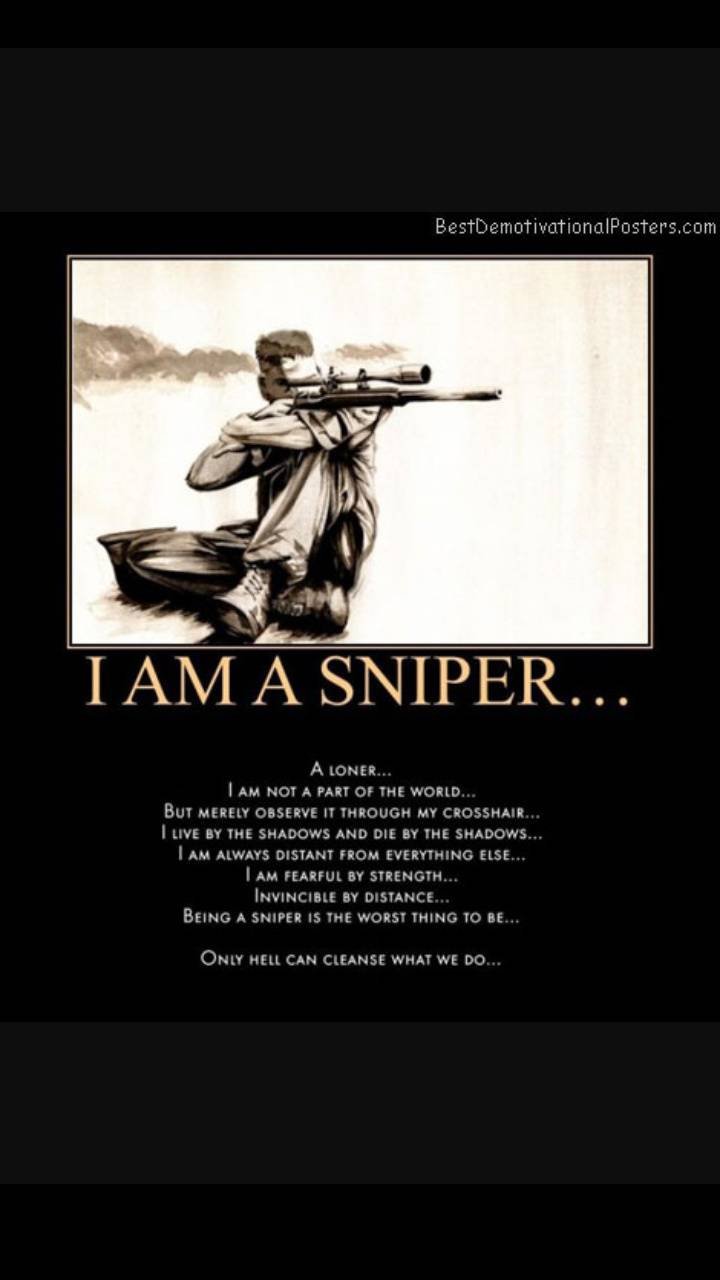 Sniper Wallpaper By 33372 24 Free On Zedge