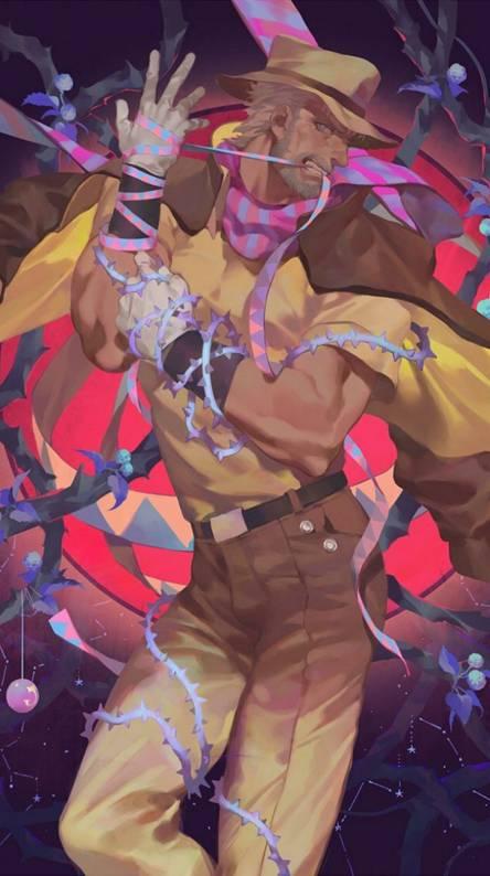 Joseph joestar Ringtones and Wallpapers - Free by ZEDGE™