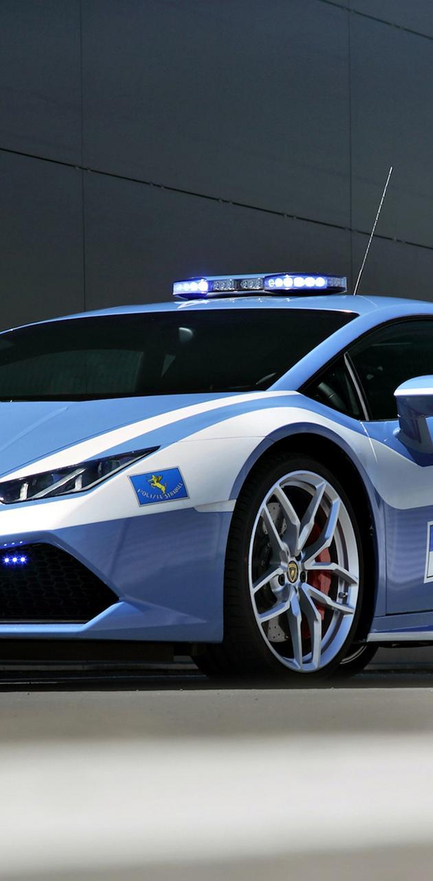 Lamborghini Police
