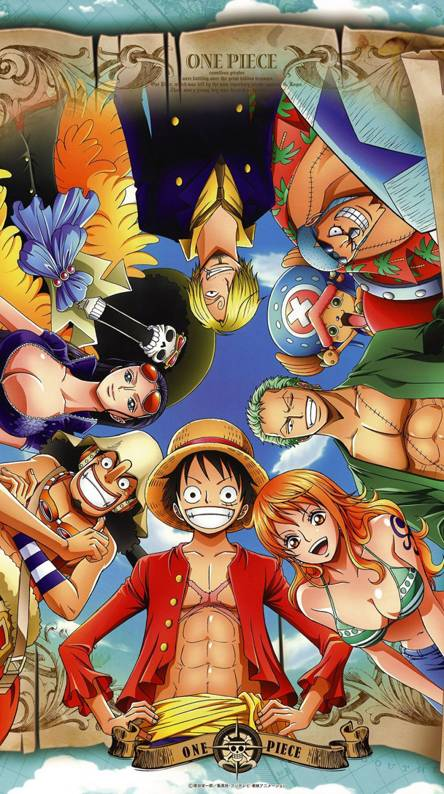 Luffy Straw Hat Crew Wallpapers Free By Zedge