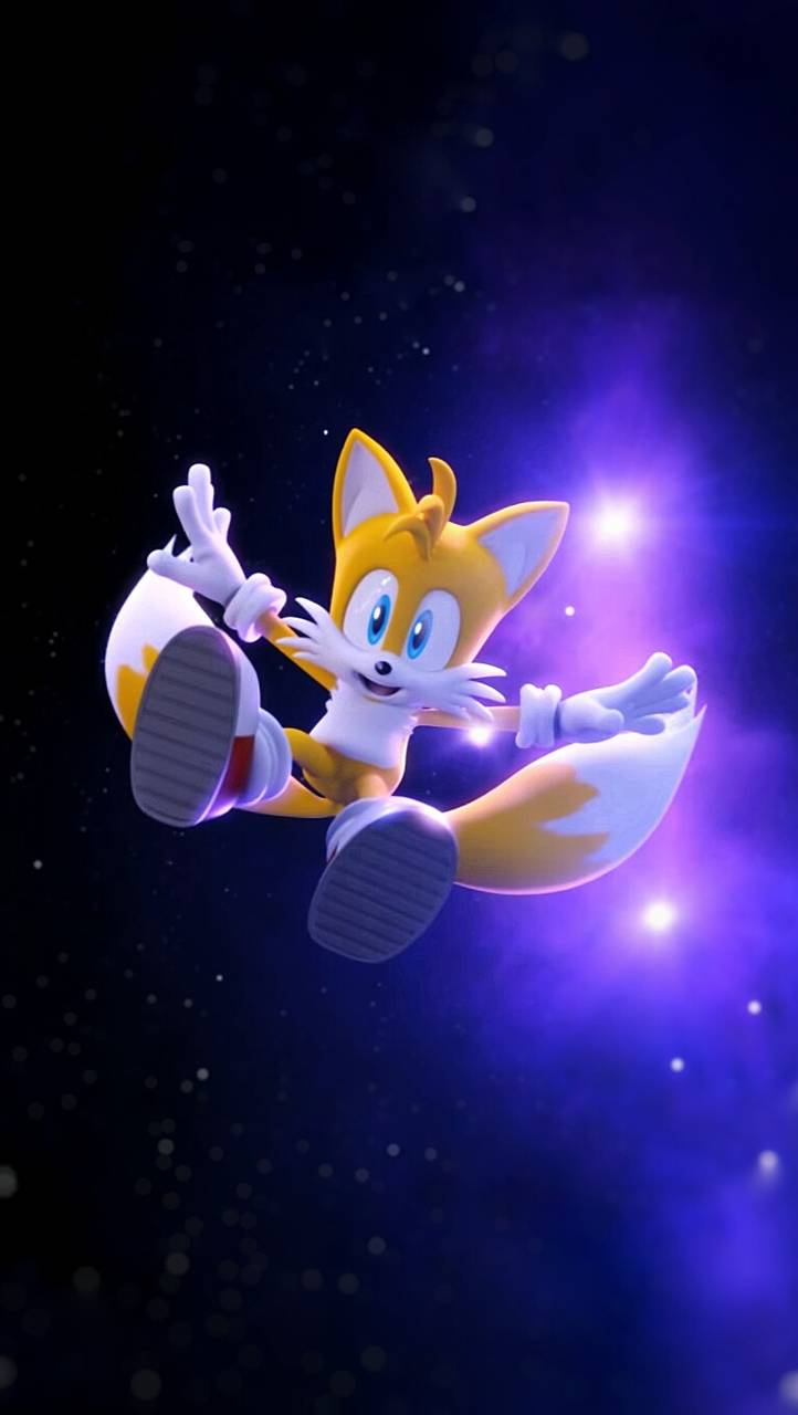 Tails - Sonic Colors