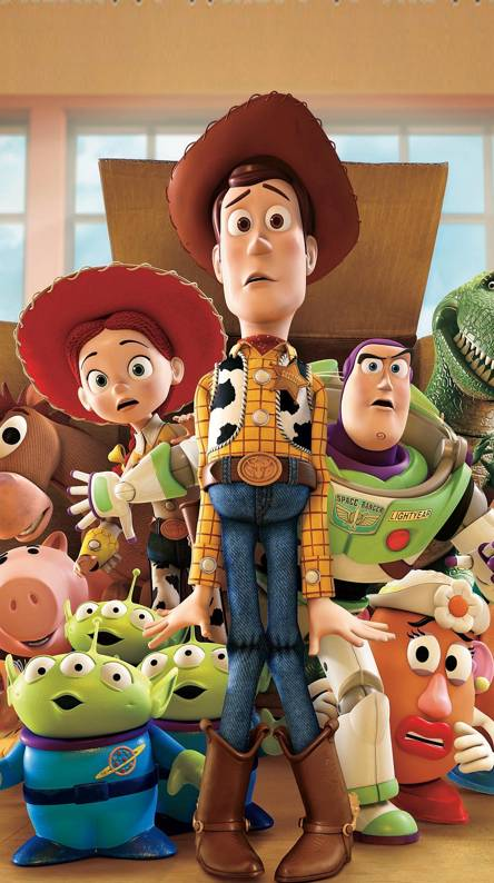 Toy Story Alien Wallpapers