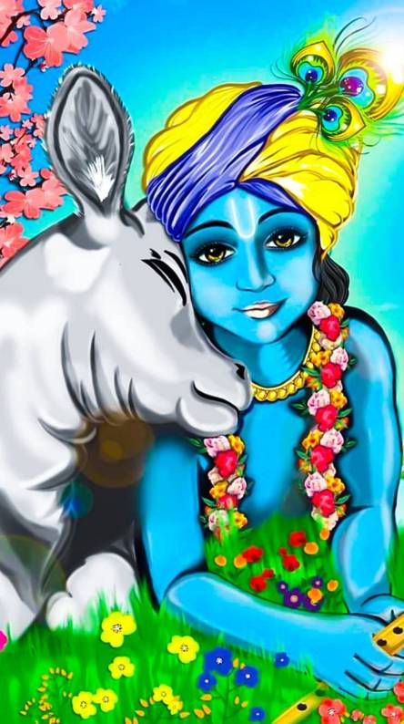 Lord Krishna Wallpapers Free By Zedge