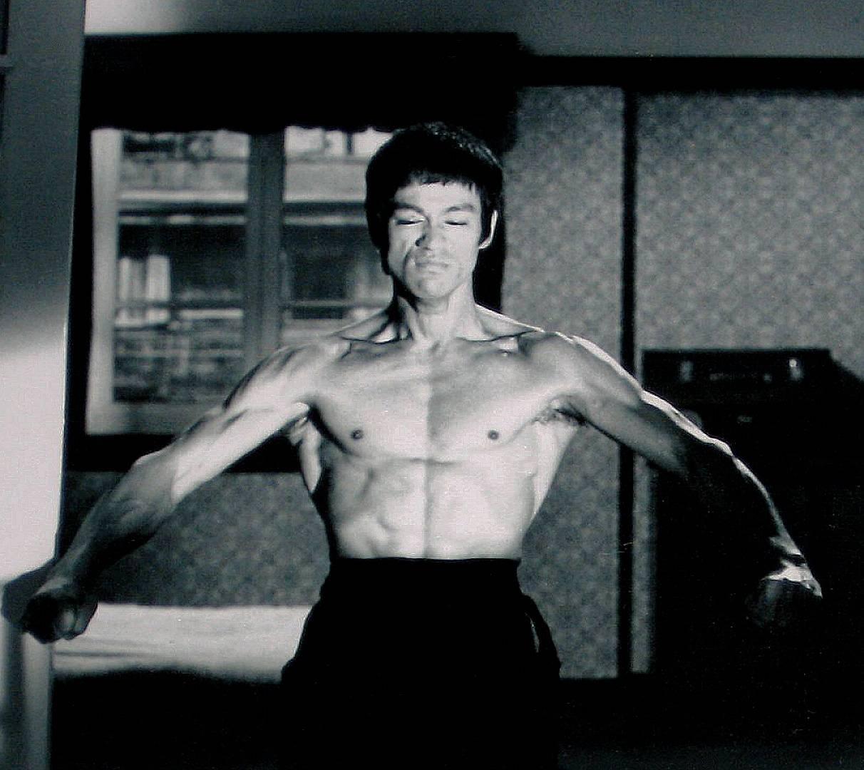 Bruce Lee - Master