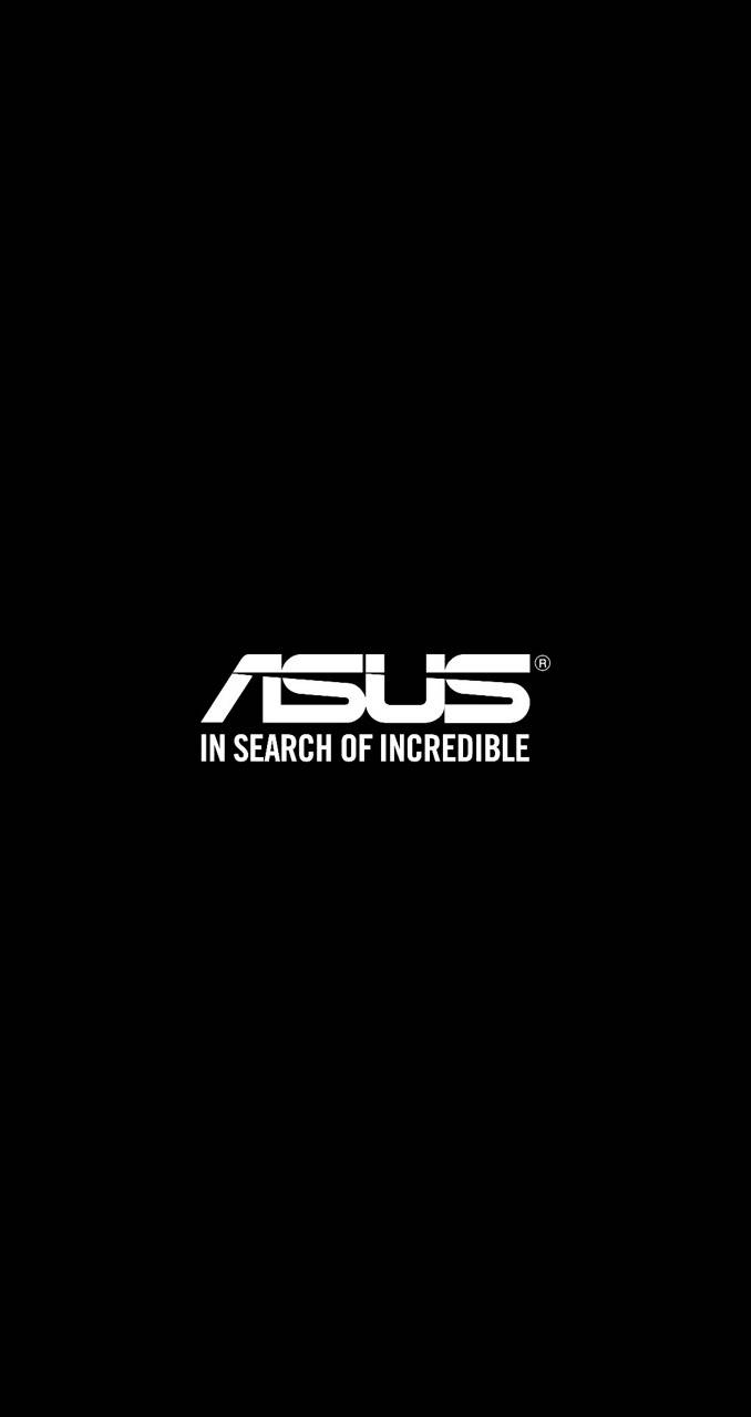 Asus logo for mobile
