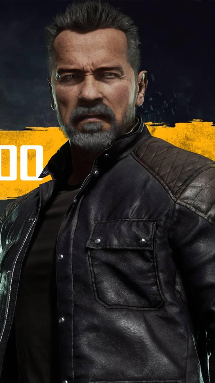 Terminator in MK11