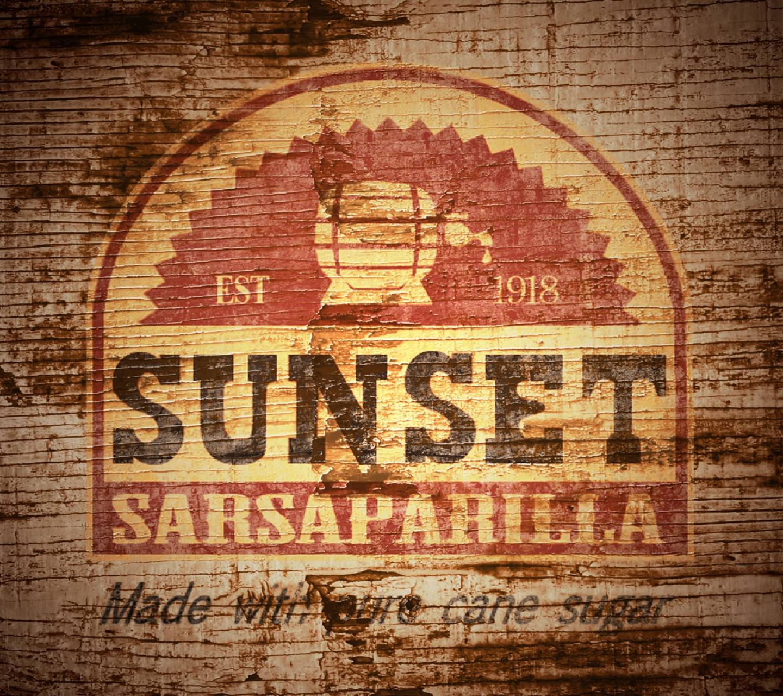 Sunset Sarsparilla