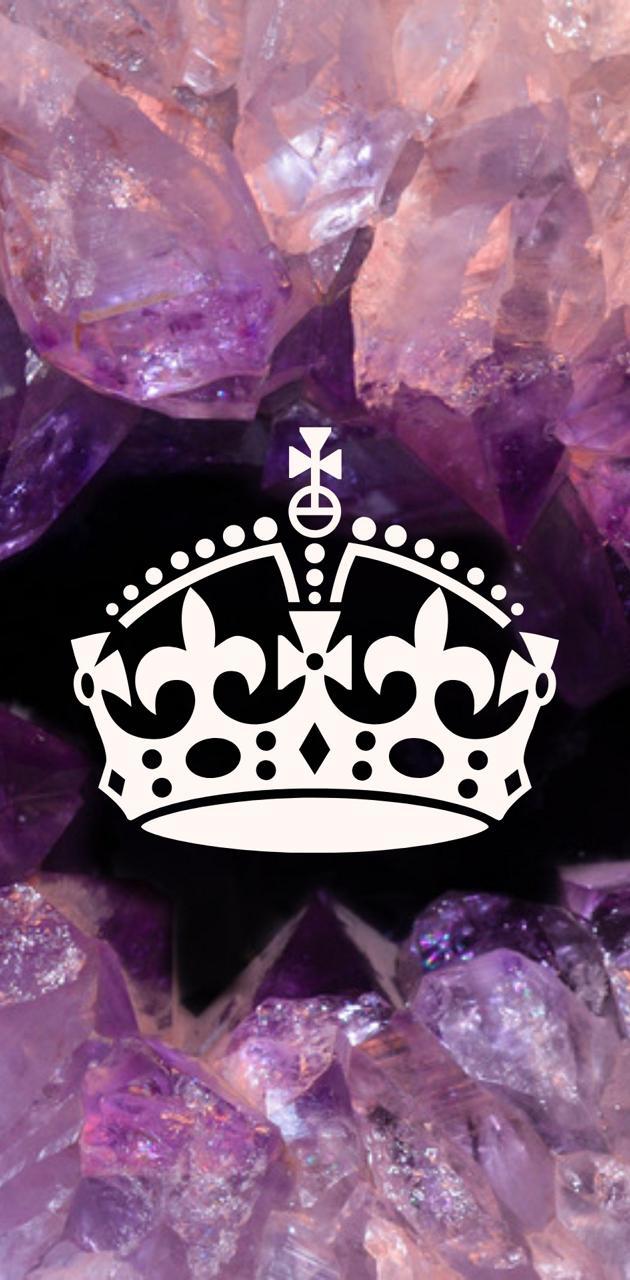 Amethyst Crown