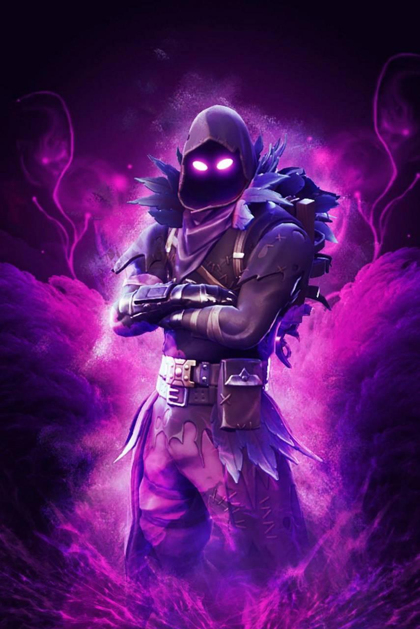 Fortnite The Raven Wallpaper By Mariagrueva 59 Free On