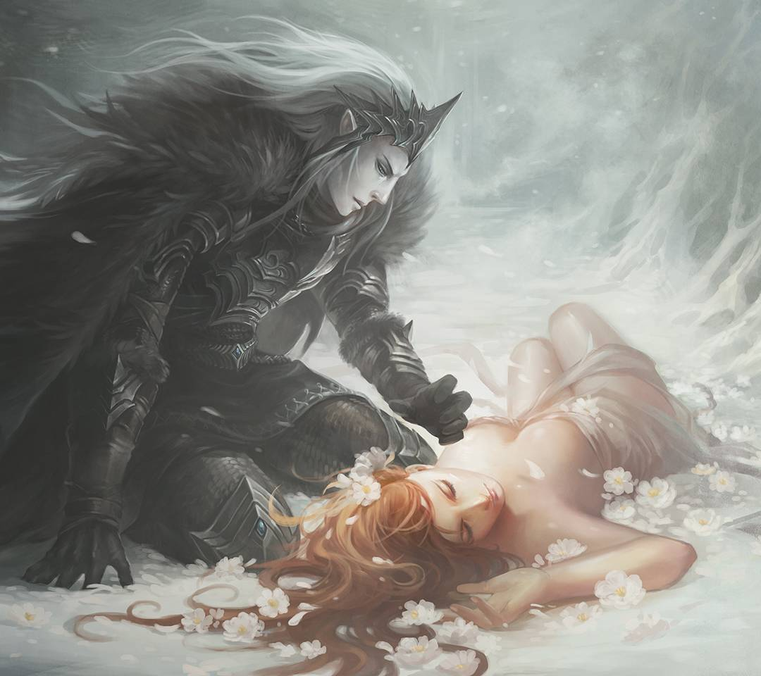 Hades And Persephone