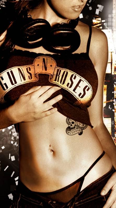 Guns Chick