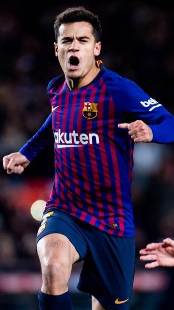 Coutinho goal