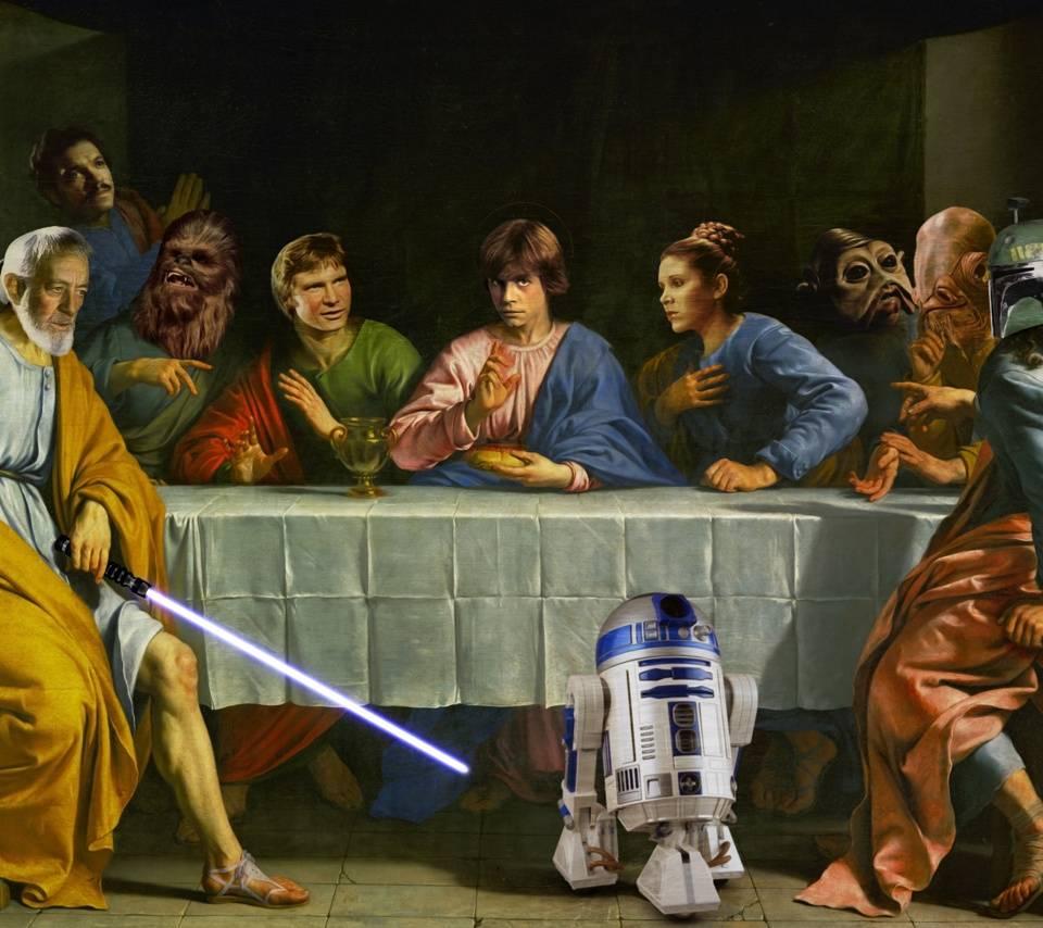 Star Wars Passover