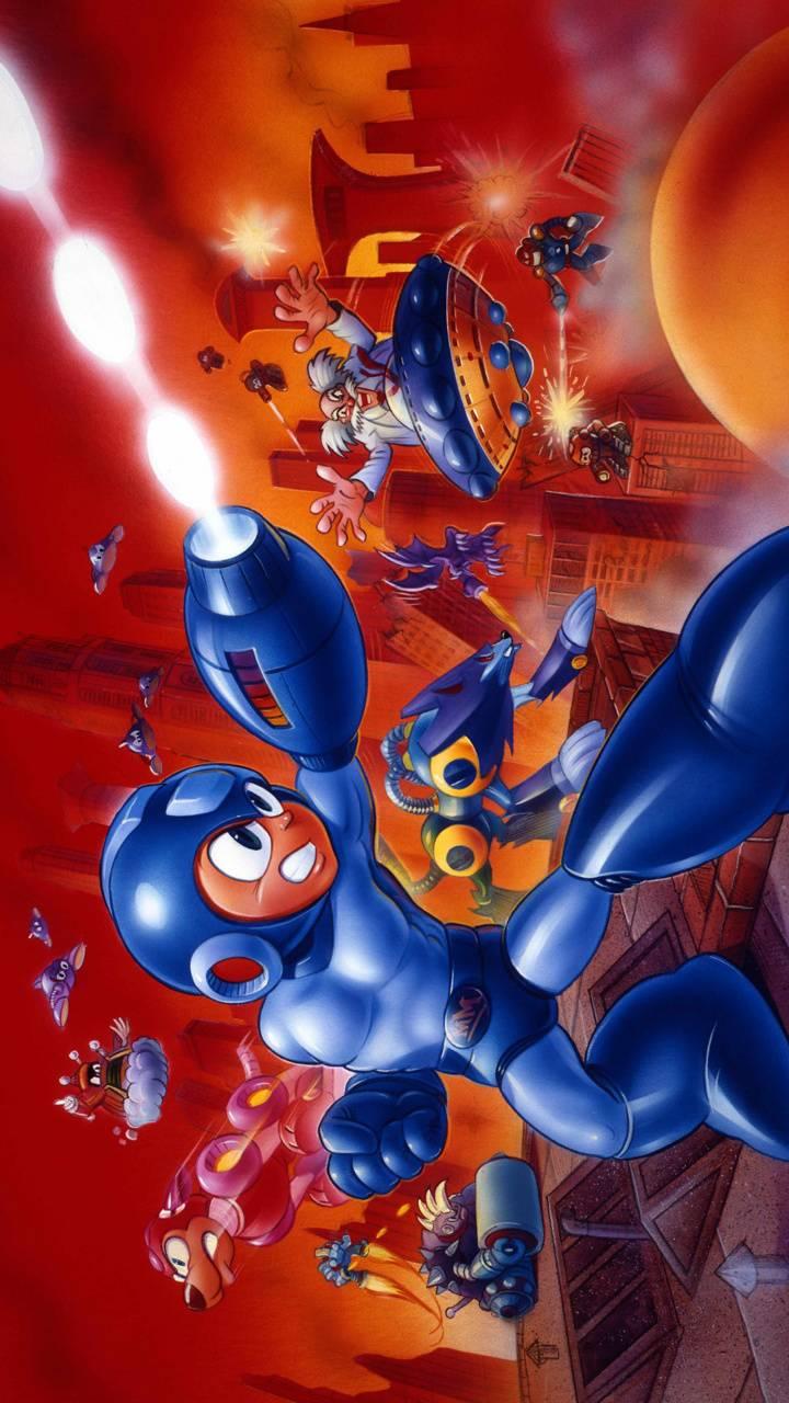 Megaman 90s
