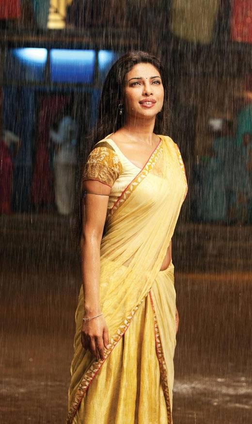 Priyanka In Rain