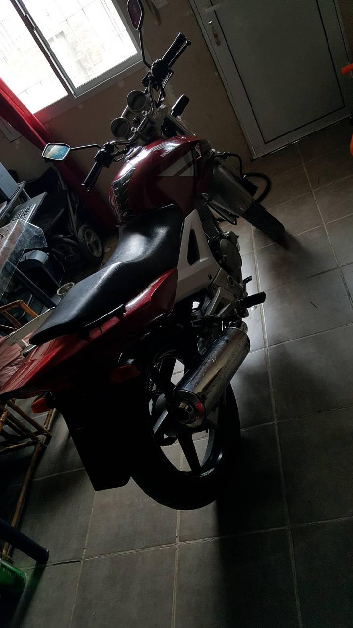 Honda twister cbx