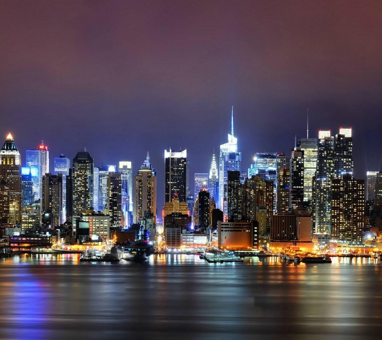 Newyork Lights Hd