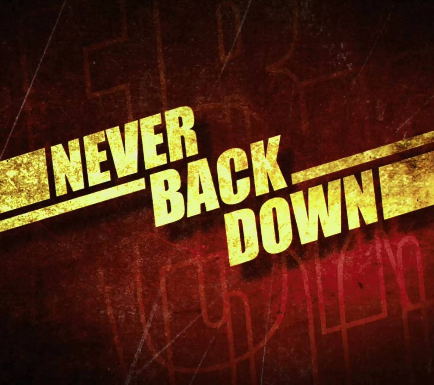 Never Back Down Wallpaper By Rohan Desai 7b Free On Zedge