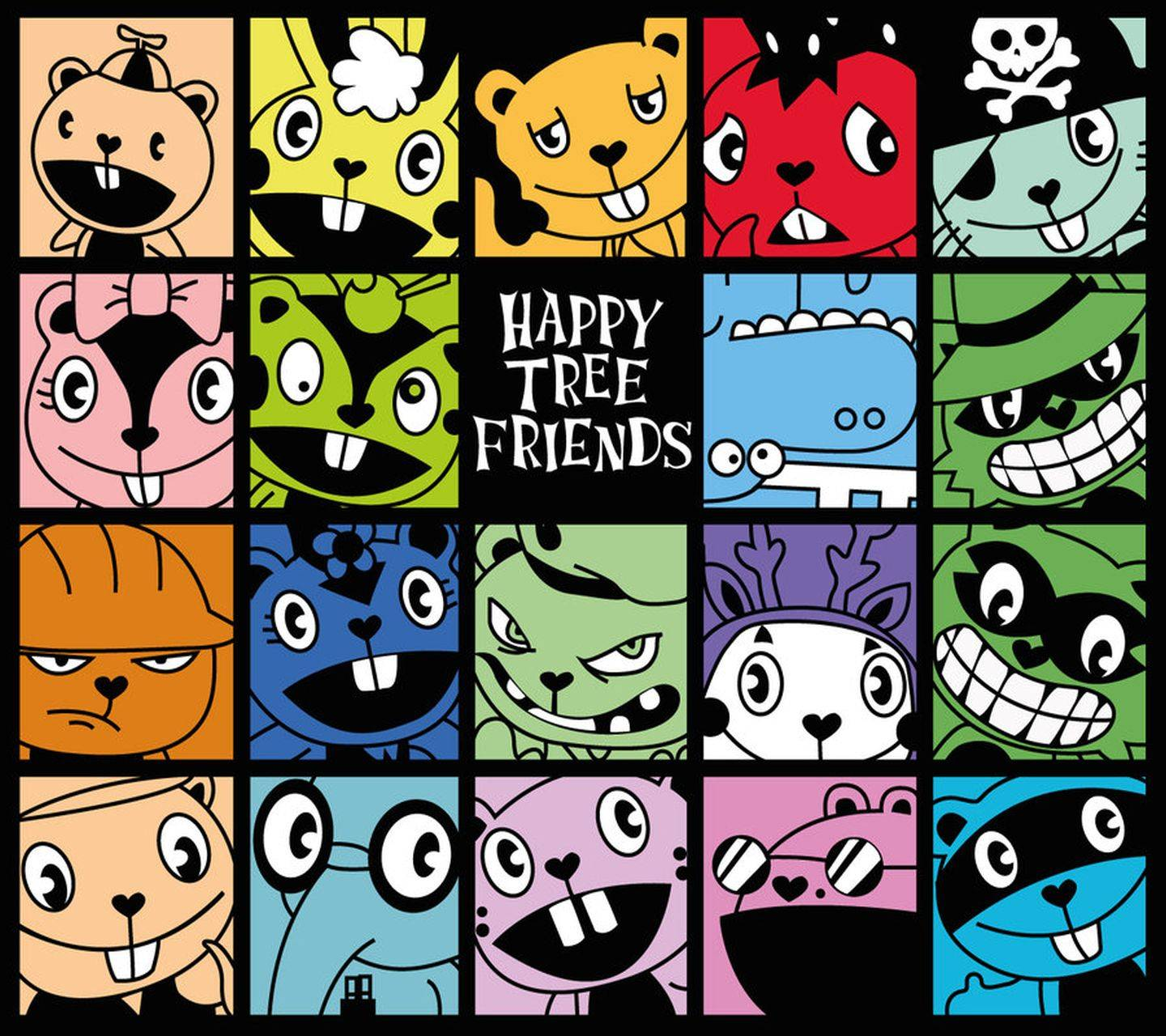 Happy Tree Friends Wallpaper By Chicovissk Ae Free On Zedge
