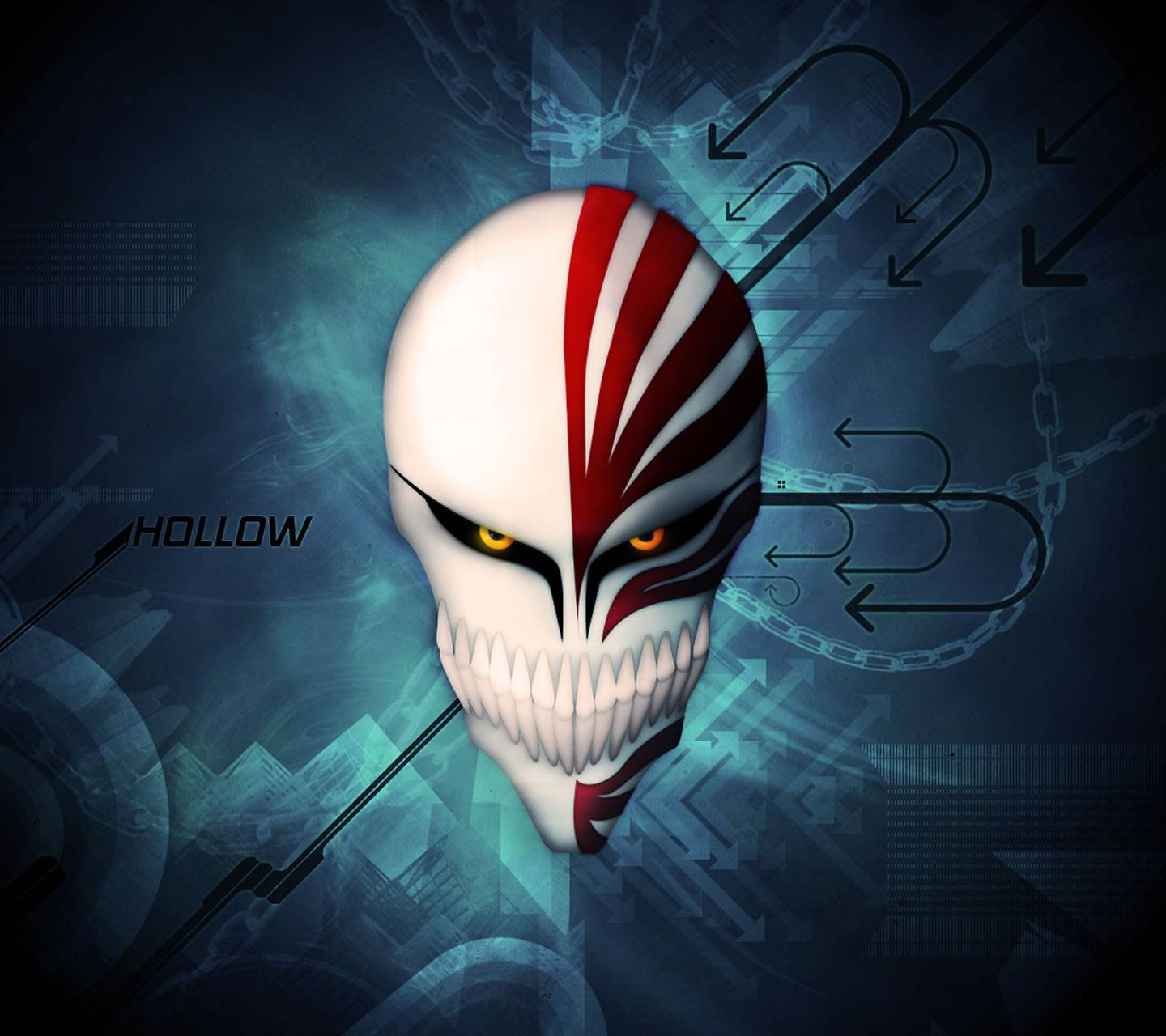 Zedge Wallpapers Ichigo: Hollow Mask Wallpaper By Freakjul