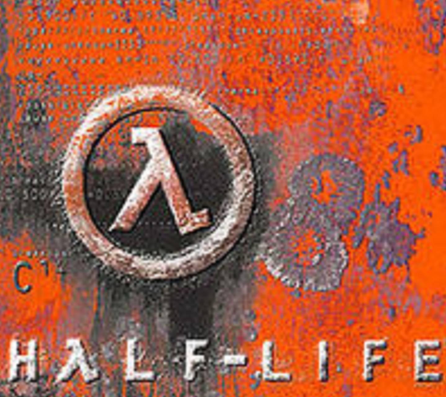 Half-Life 1 box art