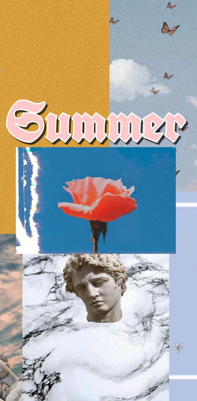 Asthetic summer