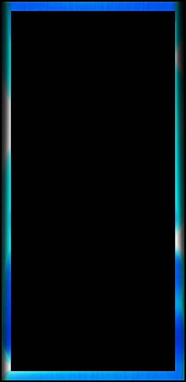 Blue White Edge