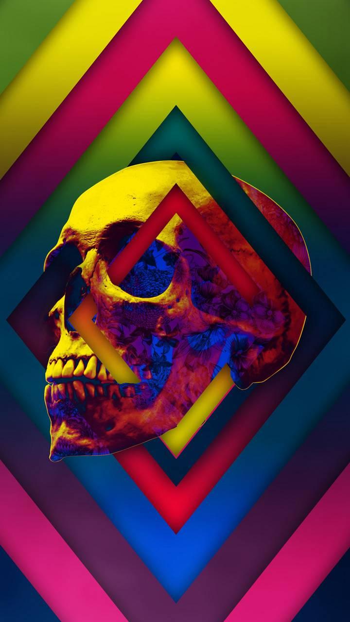 Lifefull skull