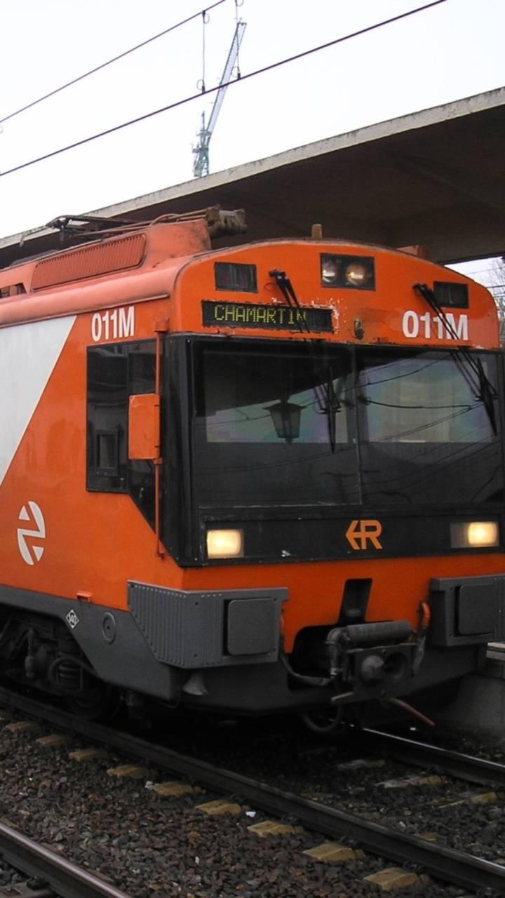 RENFE 470 Regionales