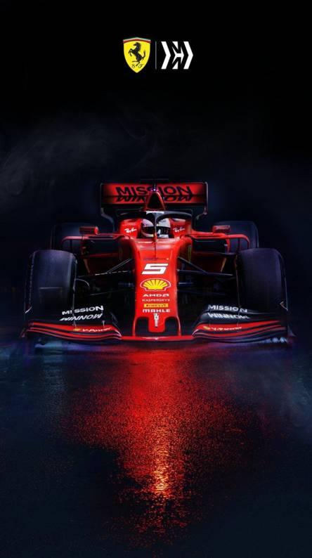 F one Ferrari