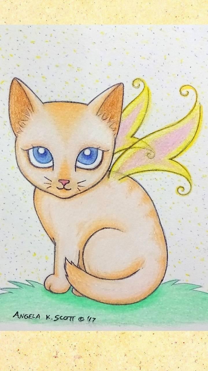 Kitty Cat Fairy