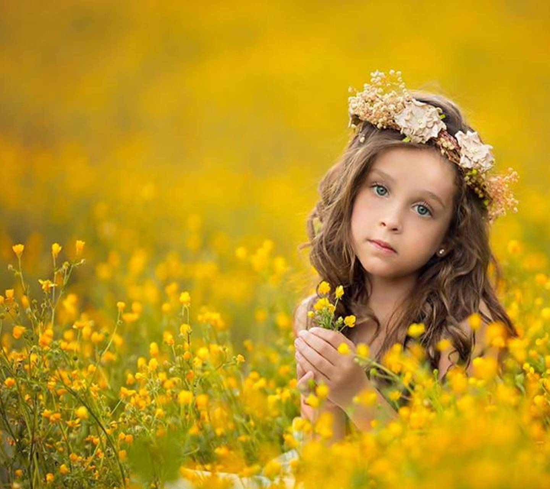 Spring Lonely  Girl