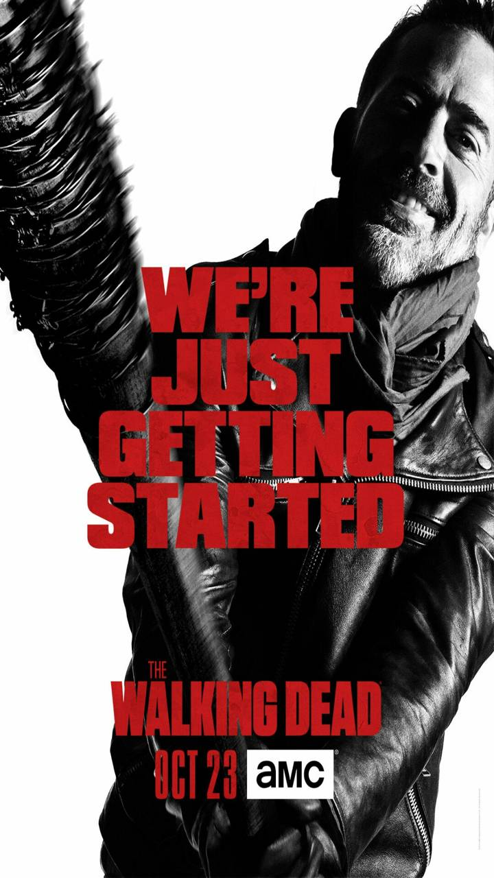 Negan Walking Dead Wallpaper By AJvstheworld