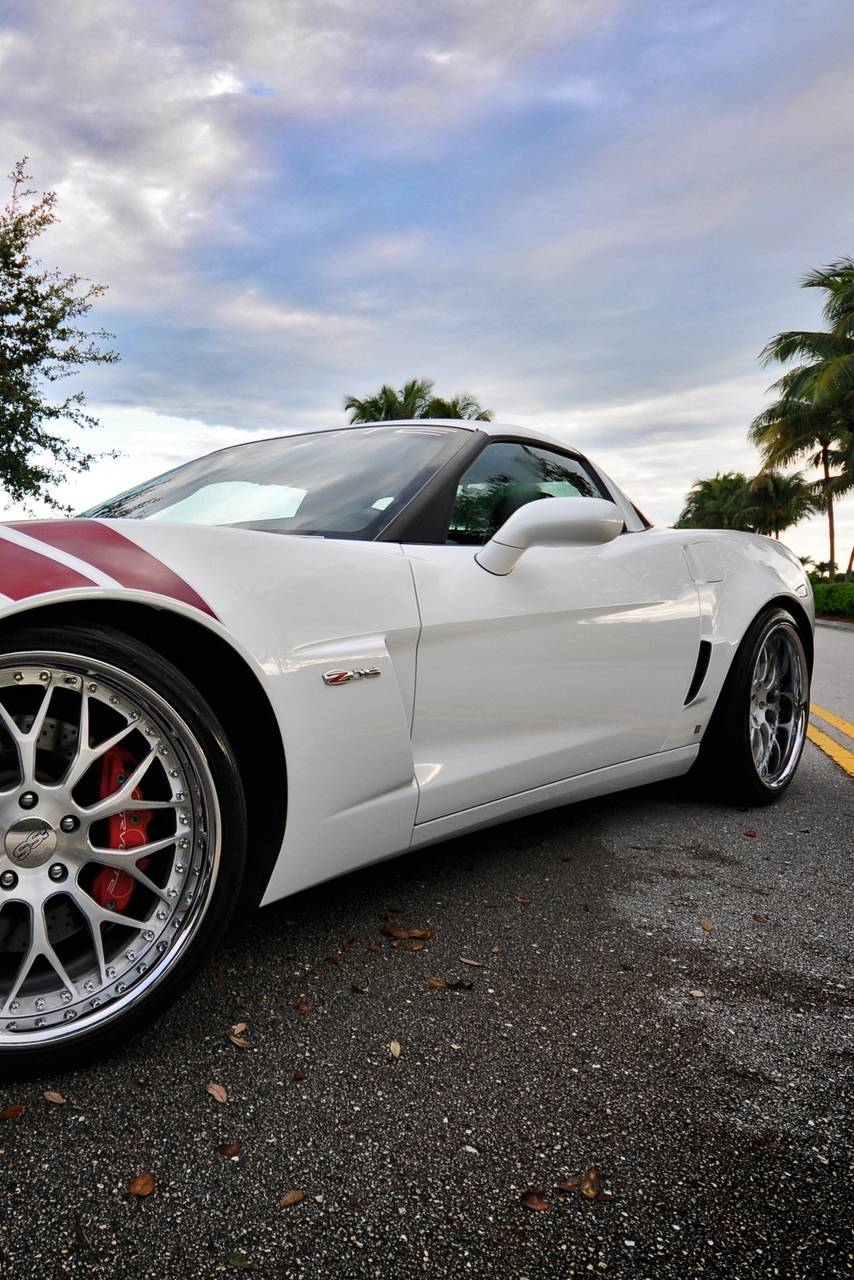 White Chevrolet