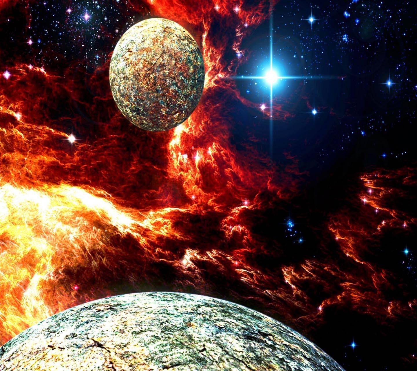 Stunning Space Wallpaper By Luckyman Cf Free On Zedge