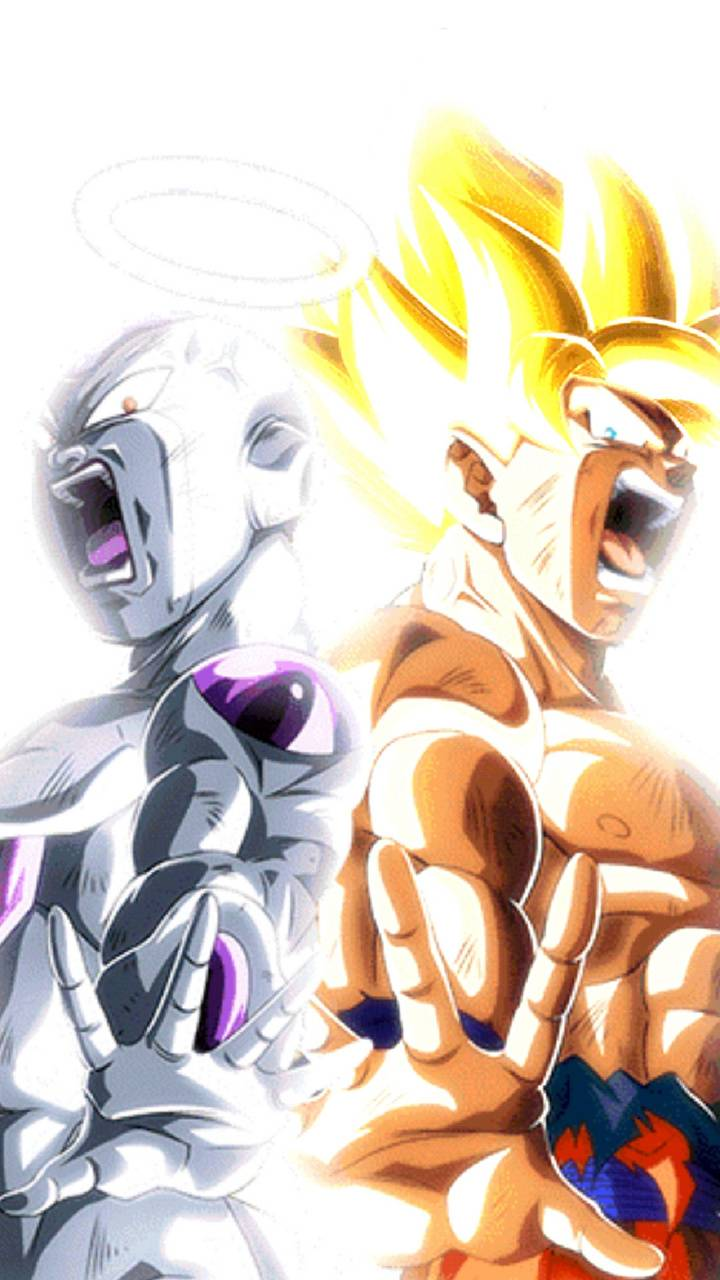 1080p Images: Goku Vs Frieza Hd Wallpaper