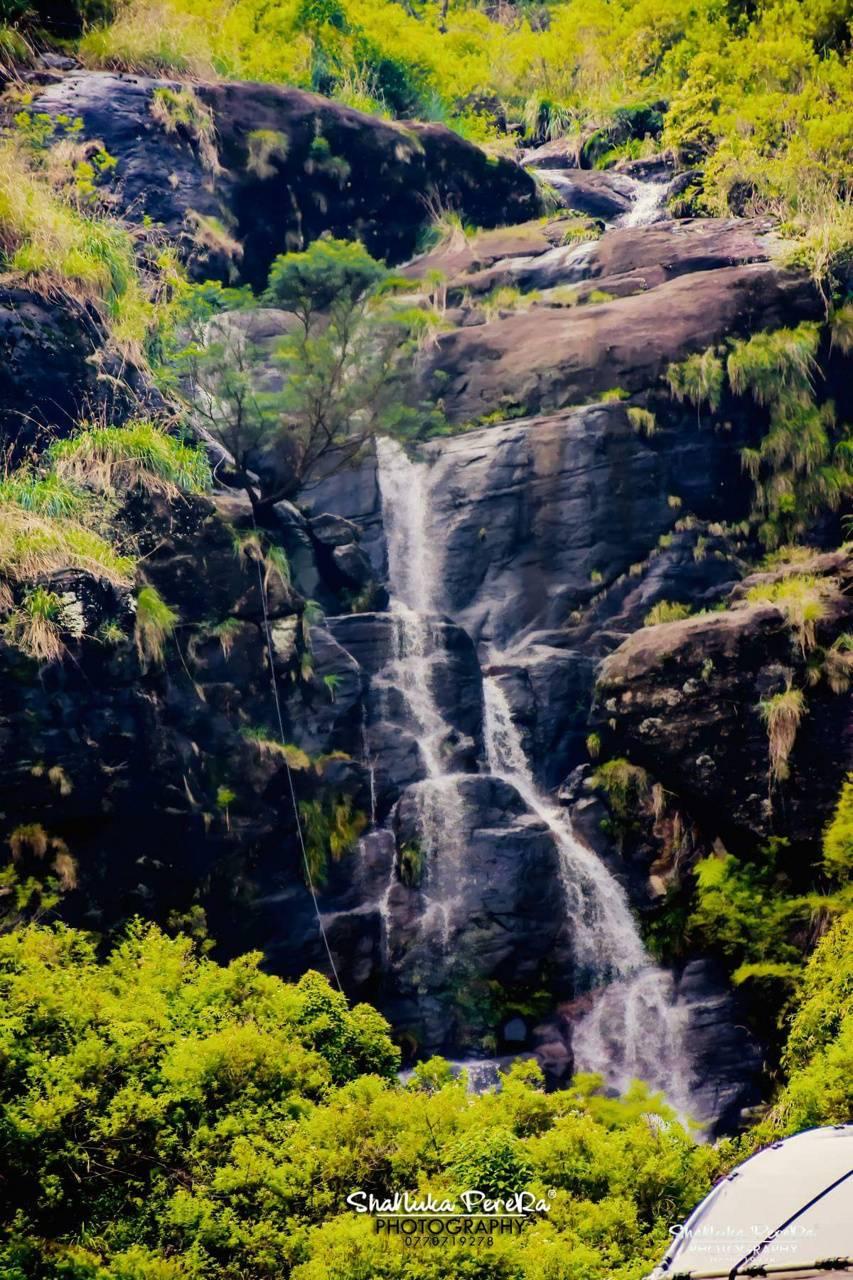 Waterfall kandy