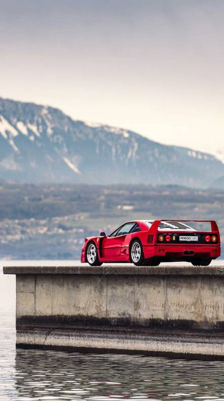 Ferrari F40 Wallpapers Free By Zedge