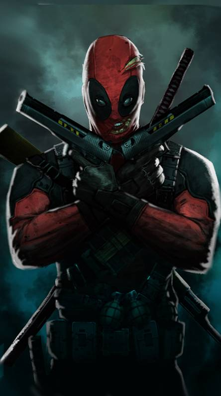 DeadPool by Livewire